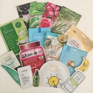Sheet Mask Grab Bag